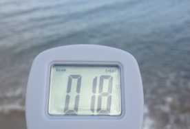water temp